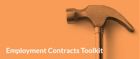 Employment Contracts Toolkit