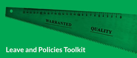 Leave and Policies Toolkit