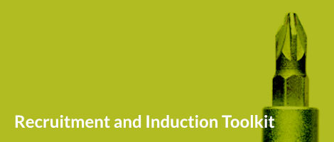 Recruitment and Induction Toolkit